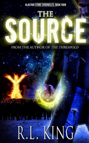 The Source, original novel by R.L. King