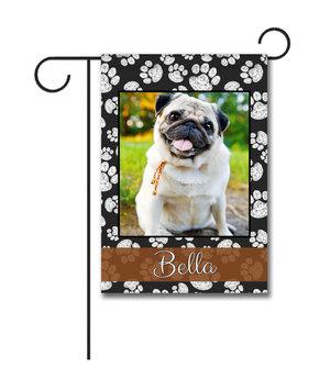 Animal blueprint wall art shopderndogmagazine custom dog garden flag malvernweather Gallery
