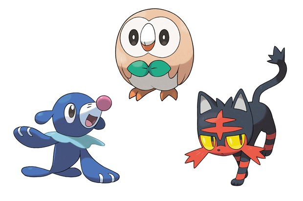 If you haven't seen them yet here they are and I will be honest I want the fire type :D !!