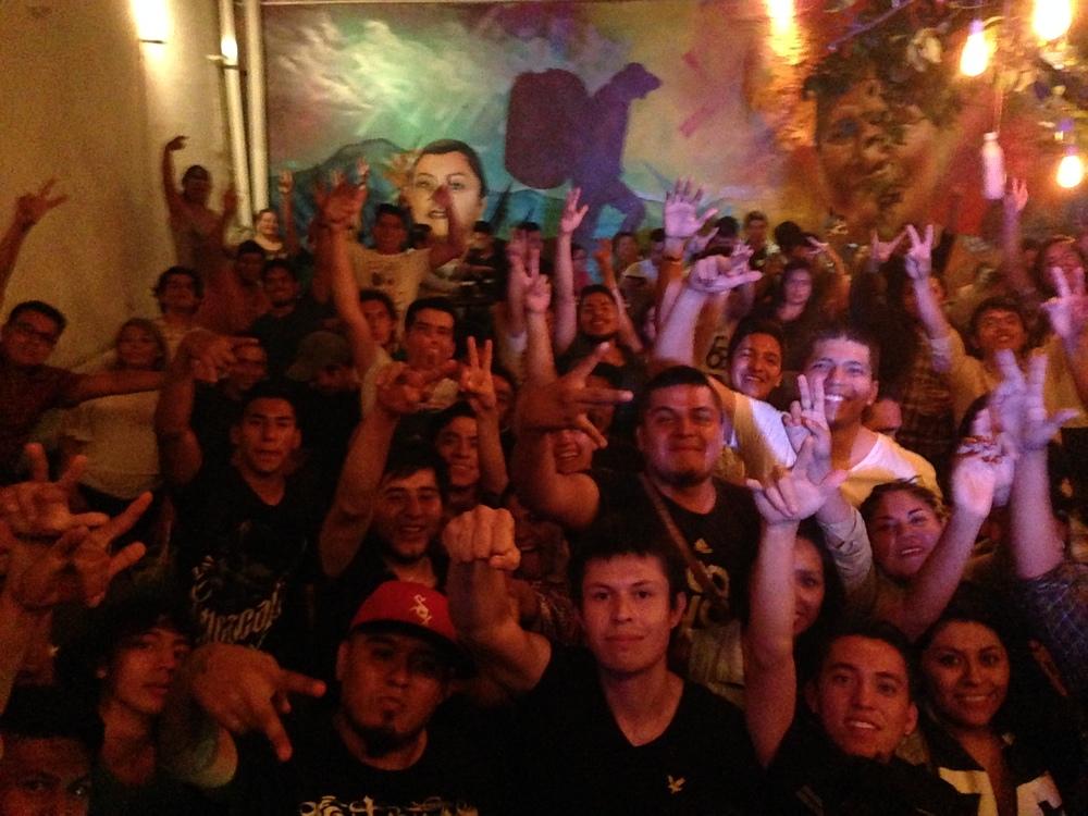 Público en Cuernavaca