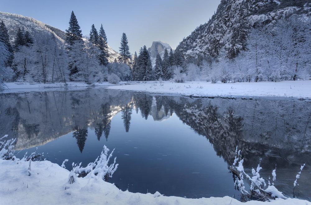 Half Dome, Yosemite;Yosemitenationalpark;California