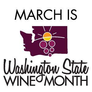 March is Washington Wine Month! — Lombardi's Italian Restaurants and