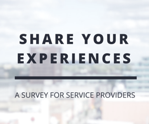 Service Provider Experience Survey.png