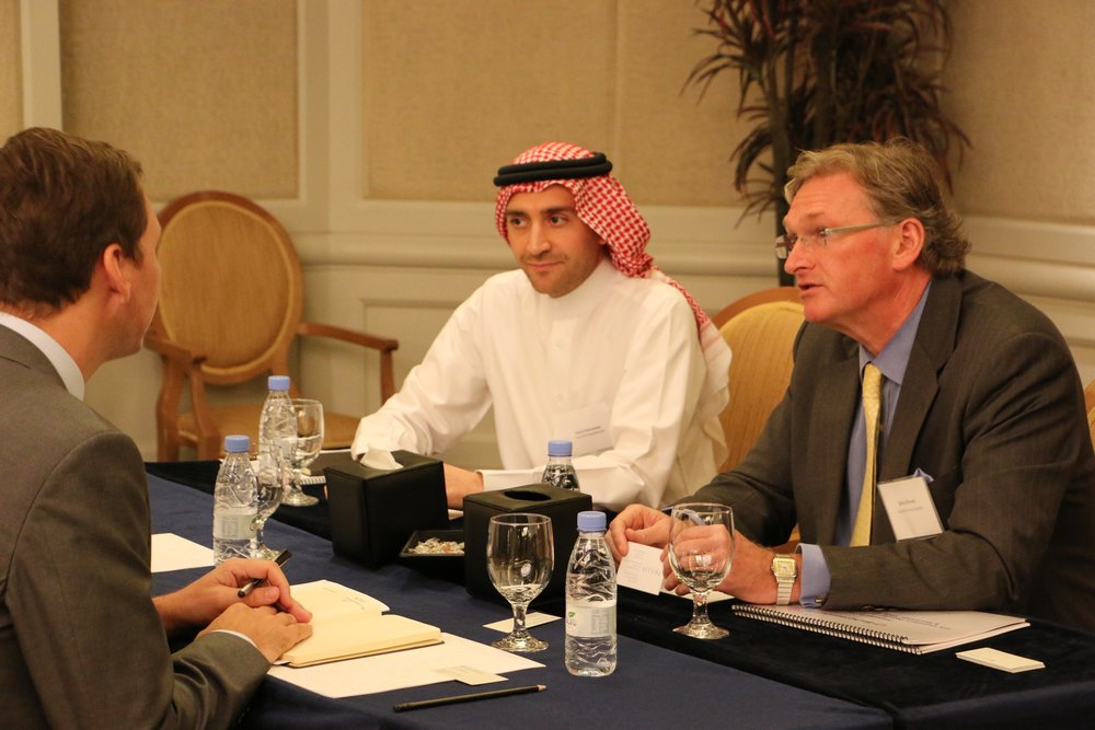 One-on-One Discussions with Sovereign Wealth Fund Decision-Makers