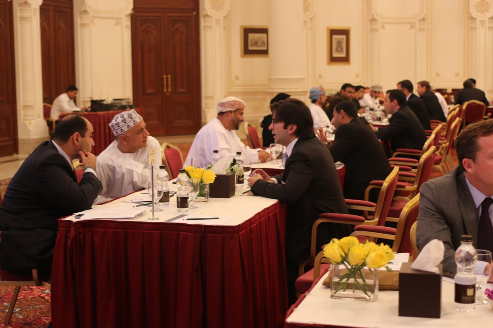 Omani Sovereign Funds, Institutions & Family Offices are Represented