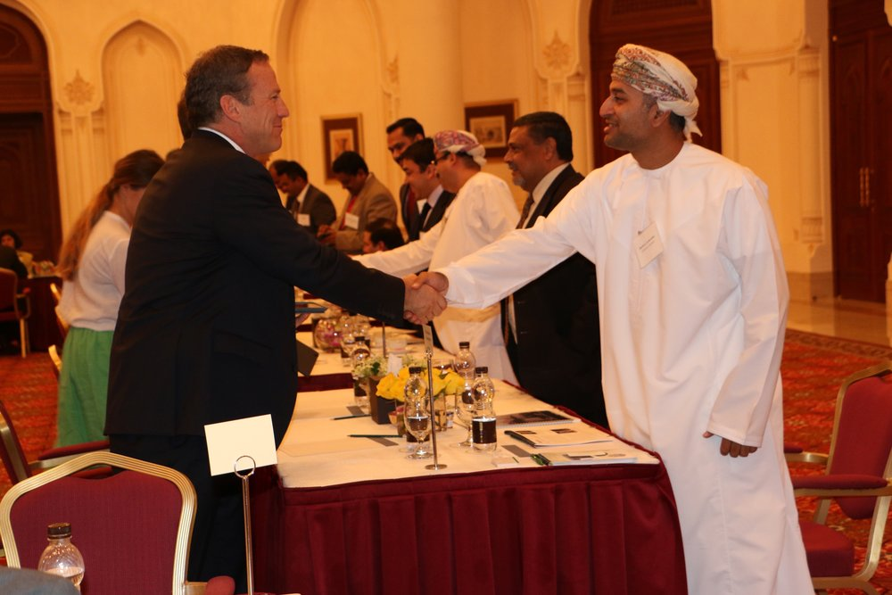 U.S. Commerce Dept Certified Private Equity Trade Mission to Oman