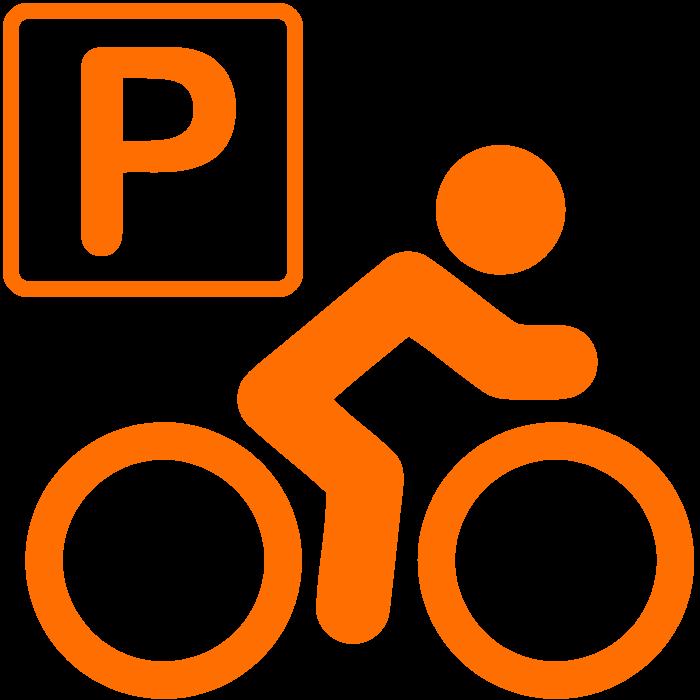 Steg 3: Cykeln i säkert förvar