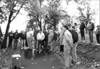 Oak Wilt Presentation, 1988