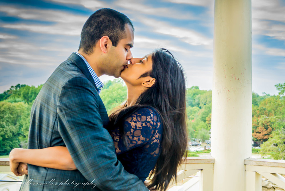 Robin & Swetha Proposal