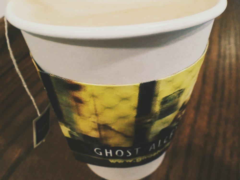 Ghost Alley Espresso - Seattle, WA