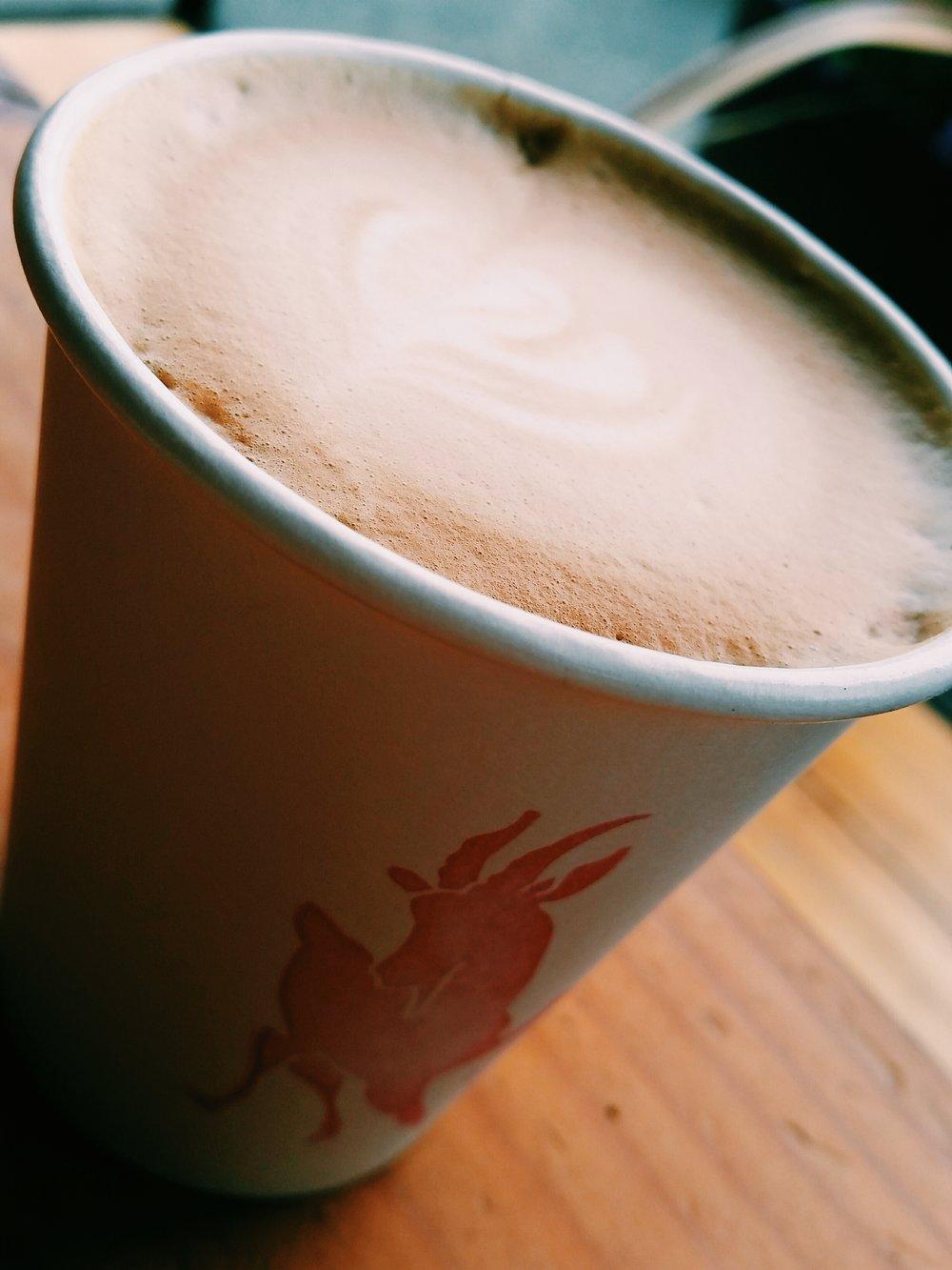 Kaladi Brothers Coffee - Seattle, WA