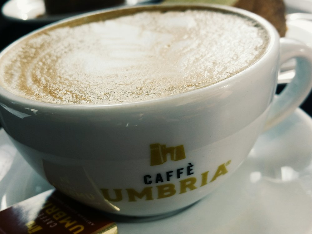 Caffe Umbria - Portland, OR
