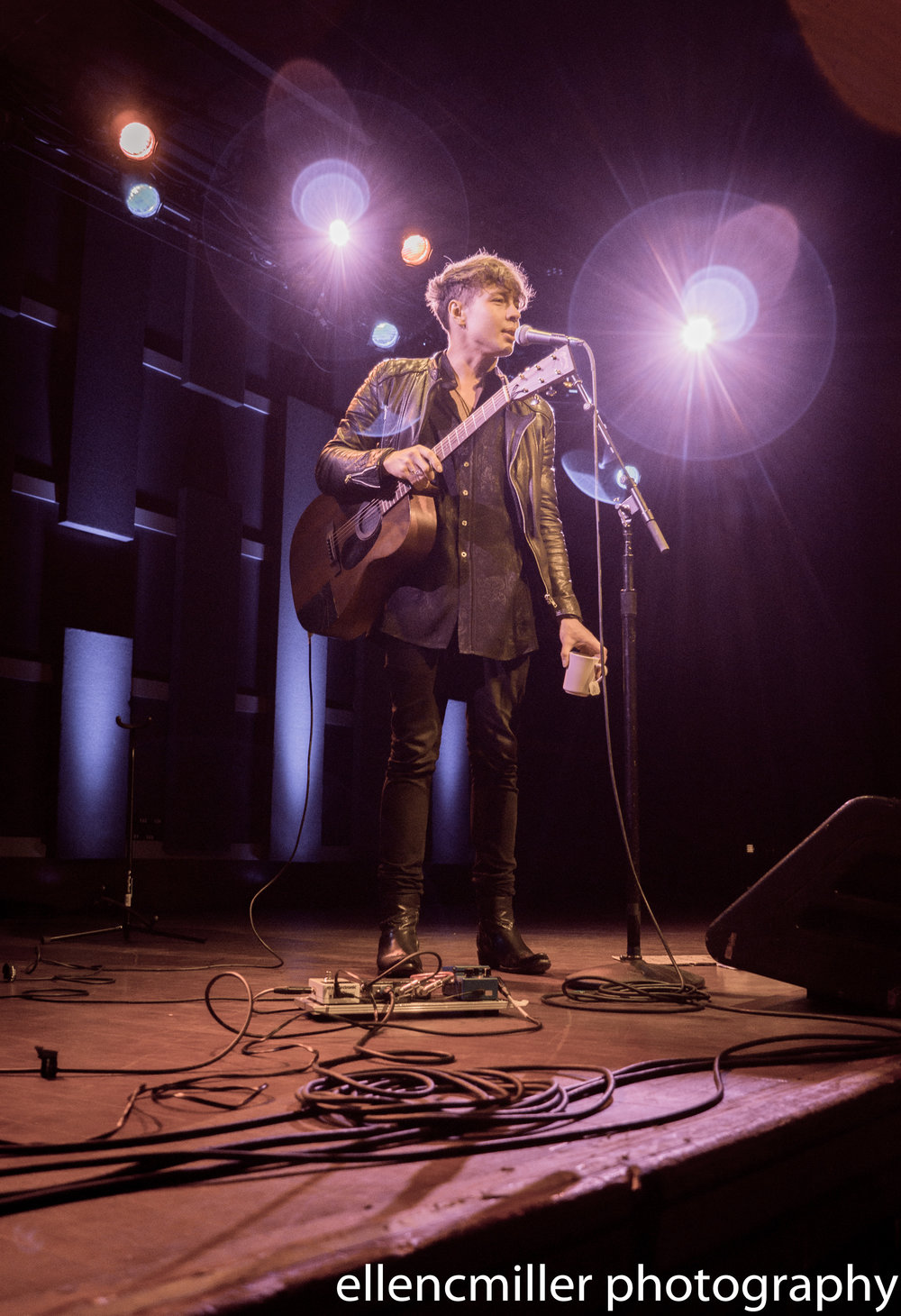 Barns Courtney at WXPN