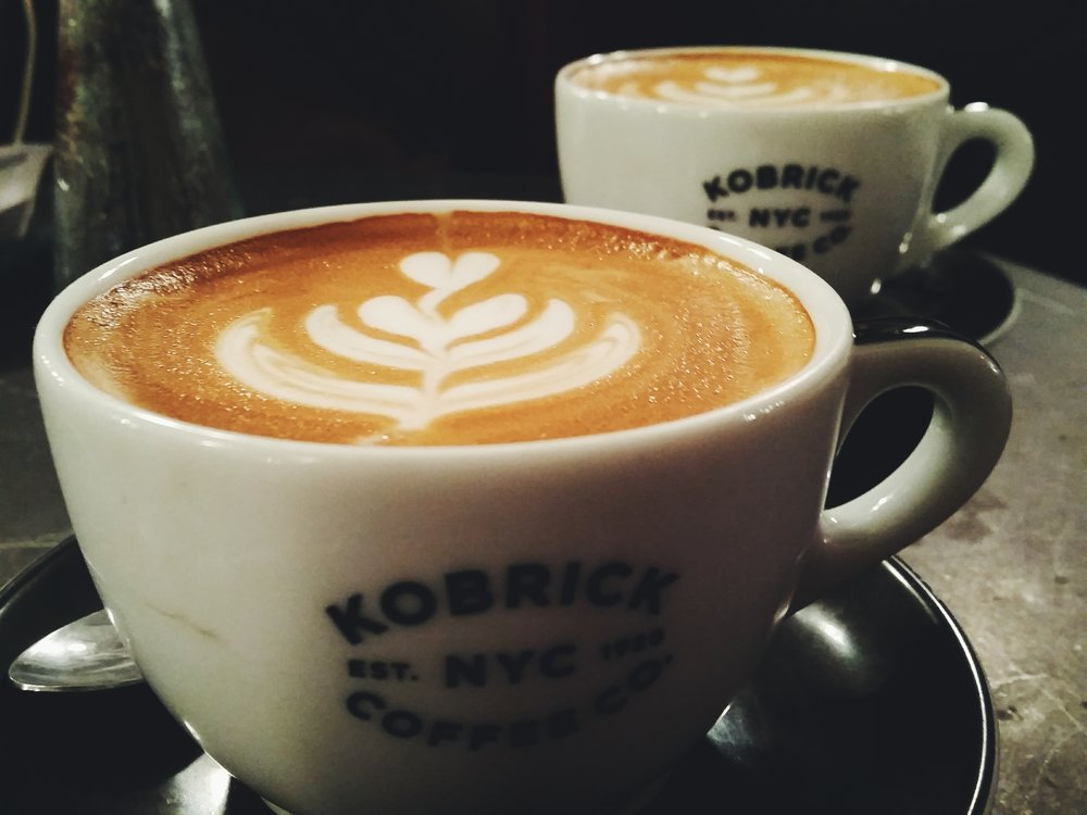 Kobrick Coffee. New York City, September/2017