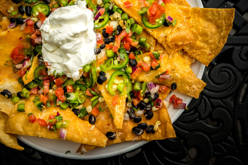 Nachos | Shot for Rivercrest Golf Club, Phoenixville, PA