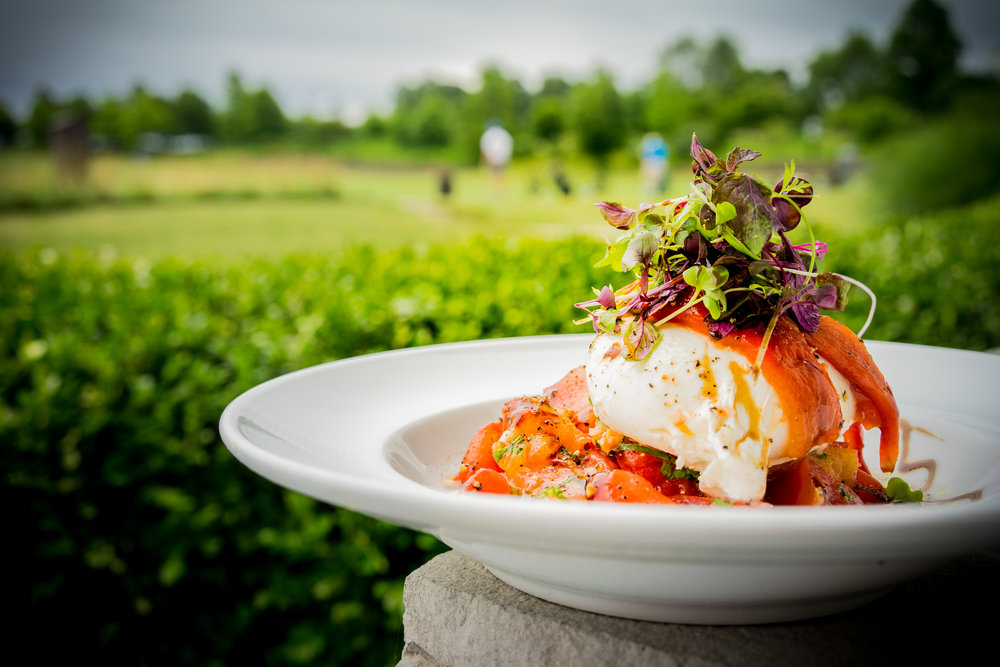 Burratta | Shot for Rivercrest Golf Club, Phoenixville, PA