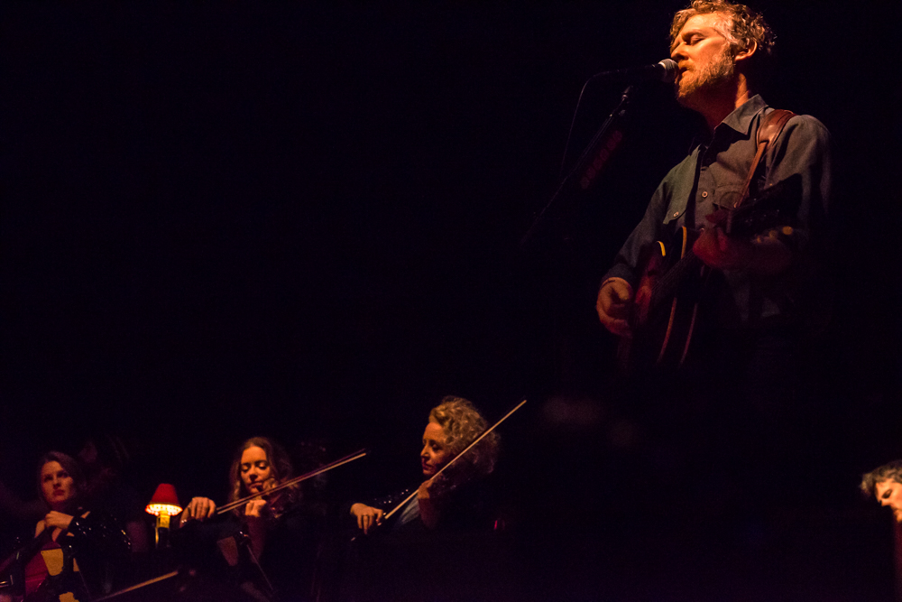 Glen Hansard | Philadelphia, PA | March25, 2018 | Shot for WXPN