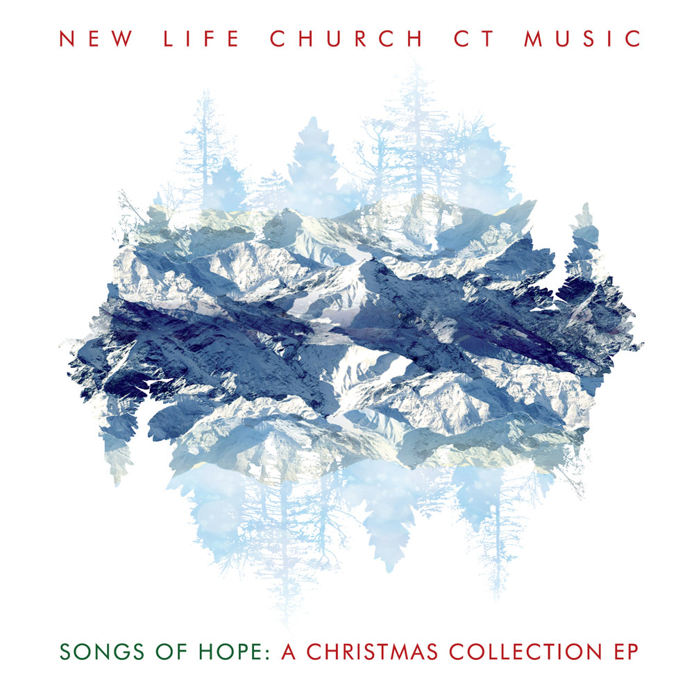 Songs of Hope: A Christmas Collection EP - A collection of classic Christmas carols with a new and modern twist
