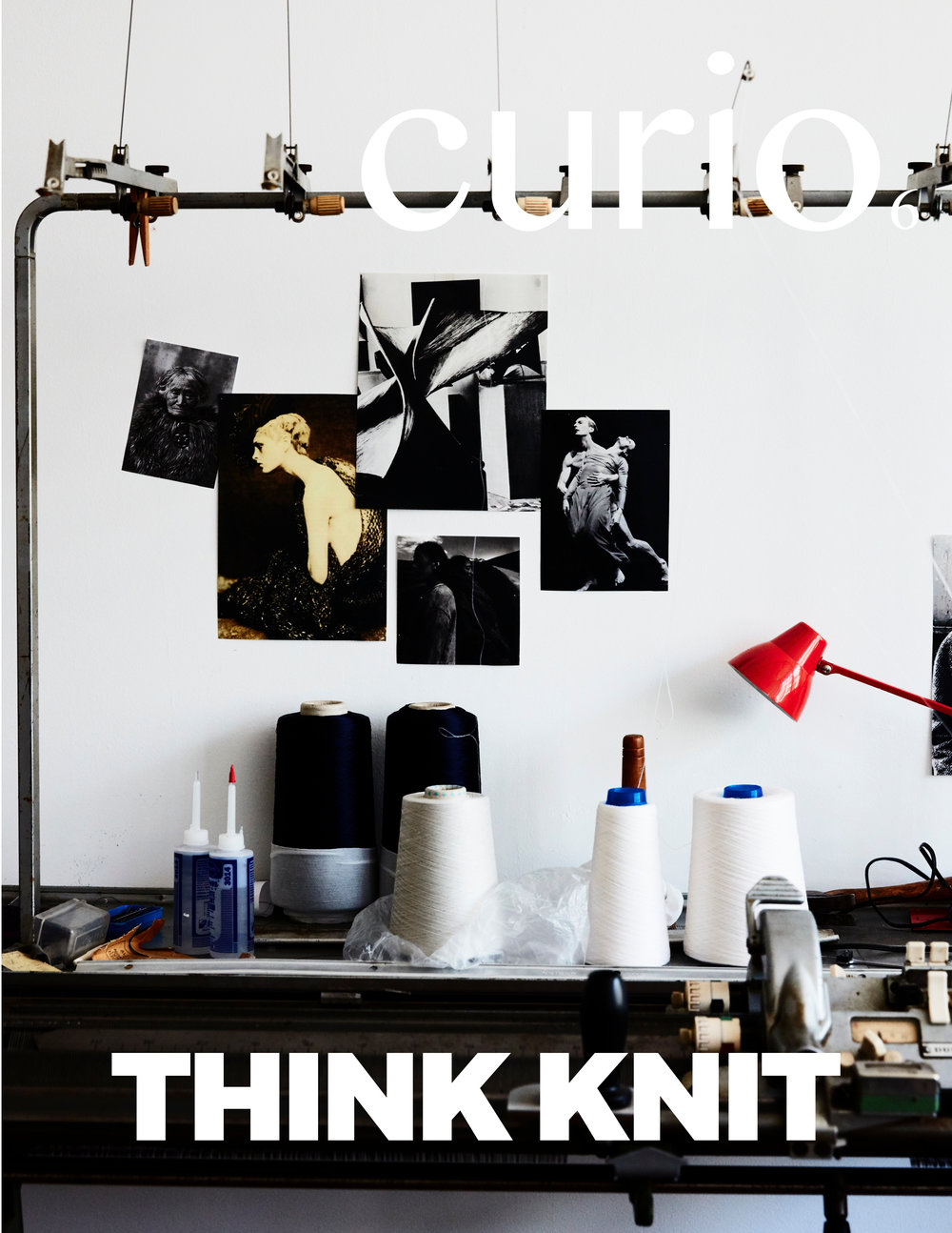 ISSUE 6: THINK KNIT