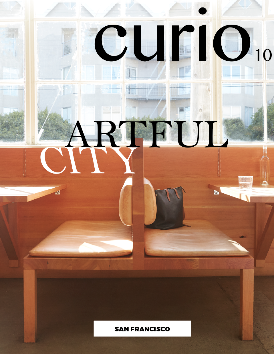 ISSUE 10: ARTFUL CITY