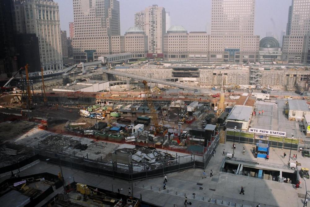 World Trade Center Reconstruction, New York City, 2009