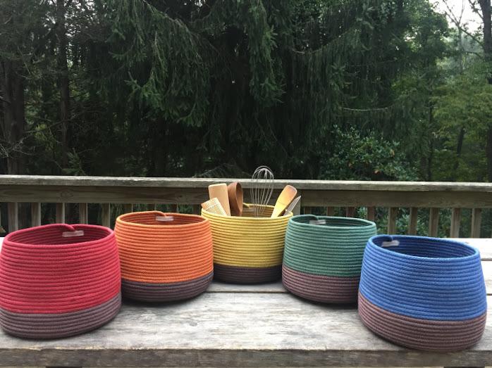 | | decorative storage baskets | |