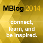 MBlog 2014 | Speaker | The Anatomy of Great Content (and the fire that refines it) | January 2014