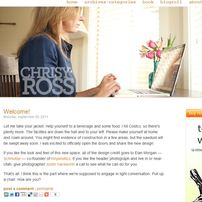 Chrisy Ross