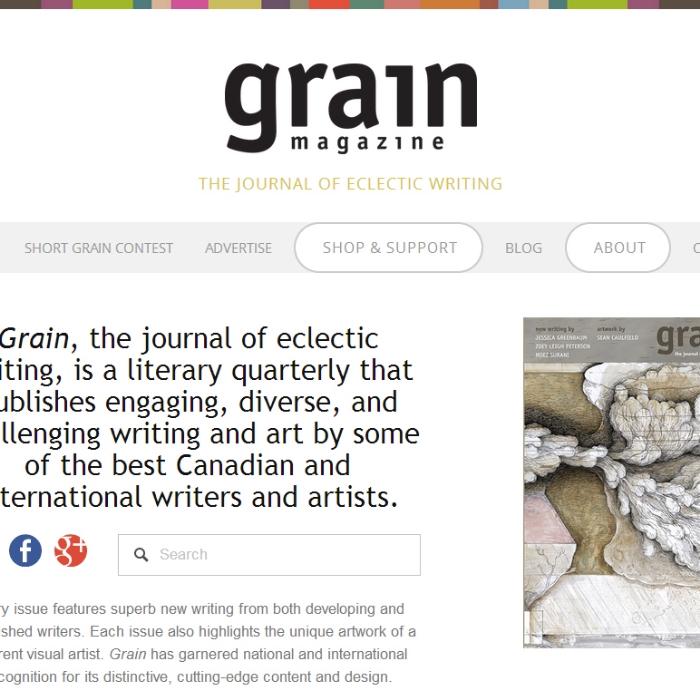 Grain Magazine