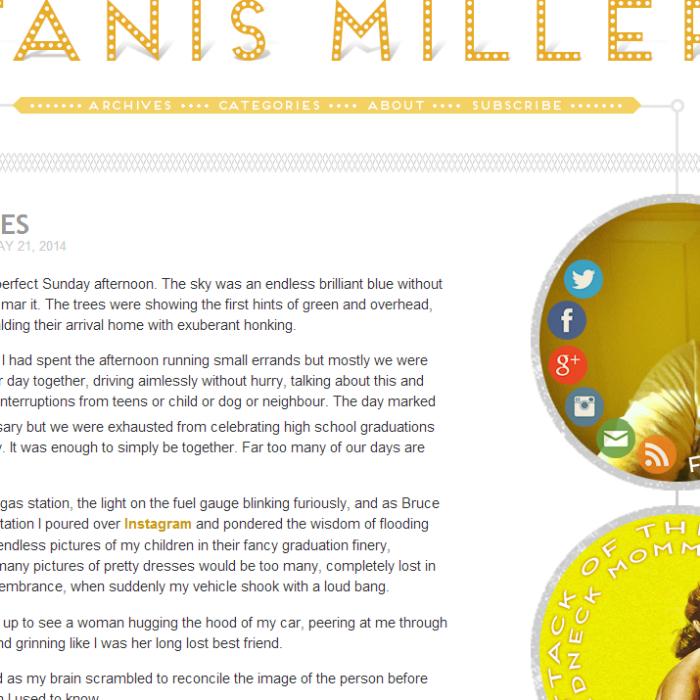 Tanis Miller