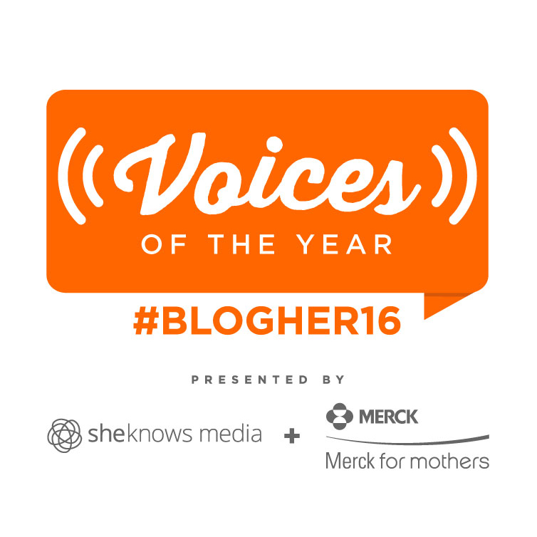 SheKnows Media's Voices of the Year at BlogHer 16