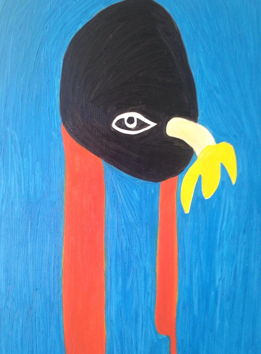 untitled Oil on Panel $2000