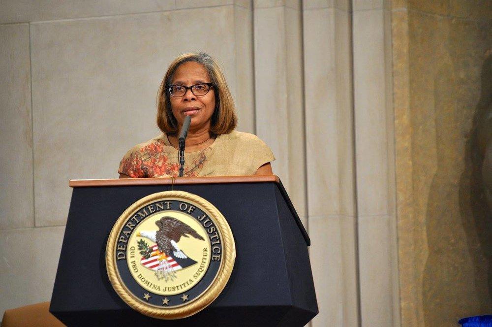 Assistant Attorney General Karol Mason
