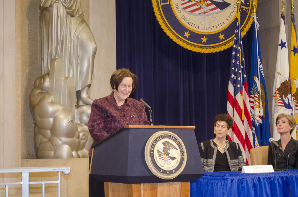 Denise O'Donnell, Director, Bureau of Justice Assistance, U.S. Department of Justice