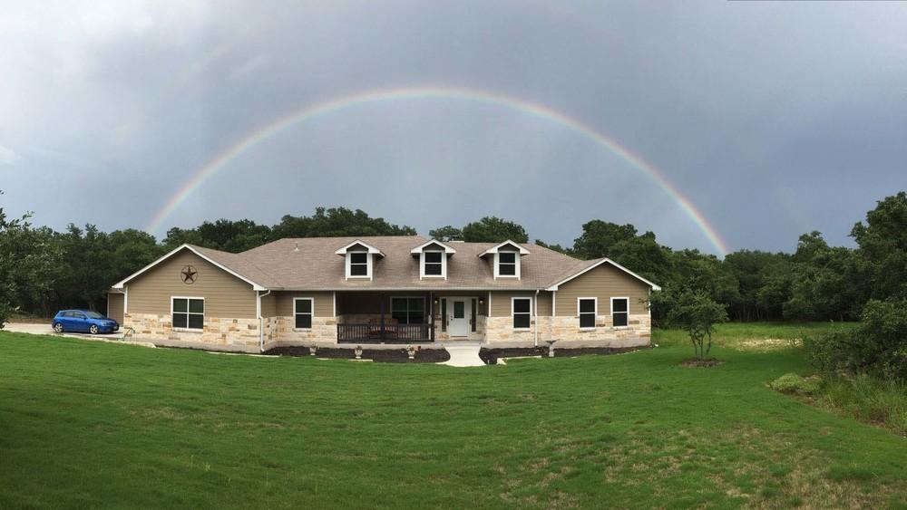 Home of Glen G. | Built august 2014 | Leander, Texas