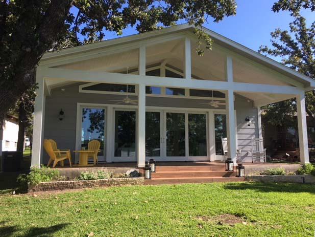 HOME OF ROB H. | BUILT APRIL 2017 \ GRANITE SHOALS, TEXAS