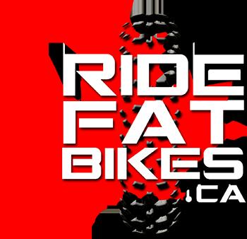 RideFATbikes Logo - Fat Bikes in Ontario Canada