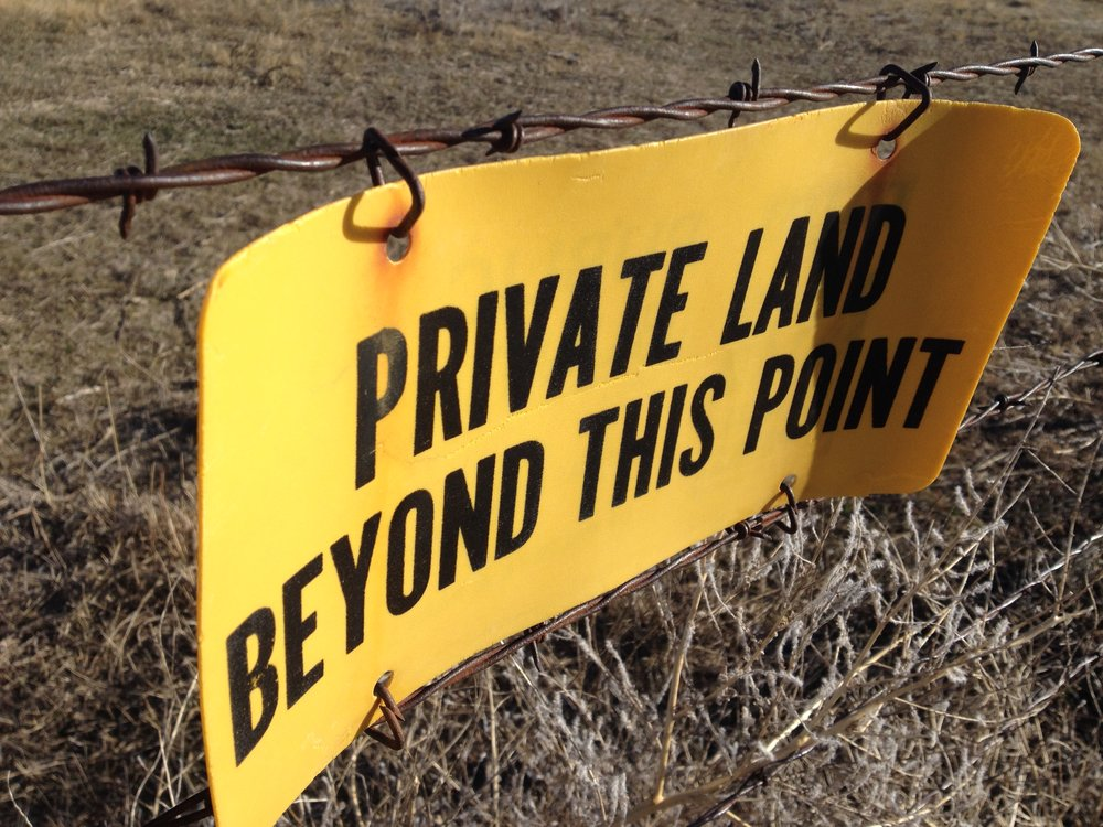 Trespassing Hunting Attorney