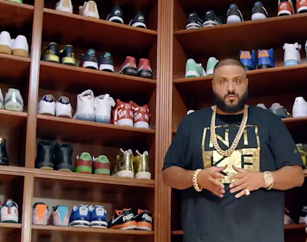 CHAMPS x DJ KHALED STORE LAUNCH