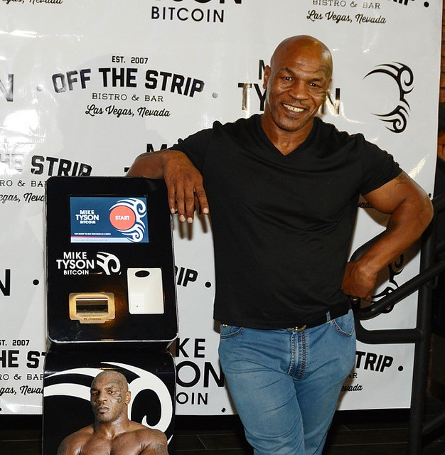 Mike Tyson thinks all alt-coins are ludacrisp
