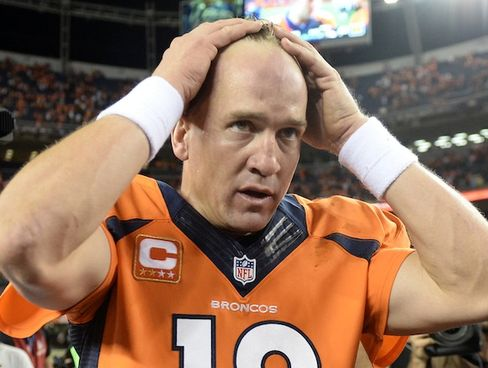 Manning after throwing another pick and/or realizing he is long LinkedIn