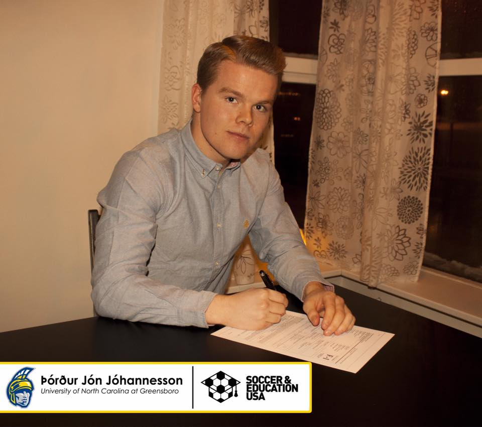 Thordur Jon Johannesson - UNCG