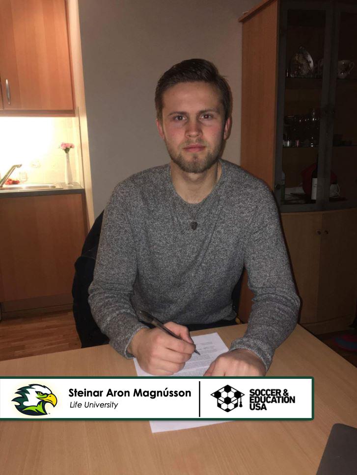 Steinar Aron Magnússon - Life University