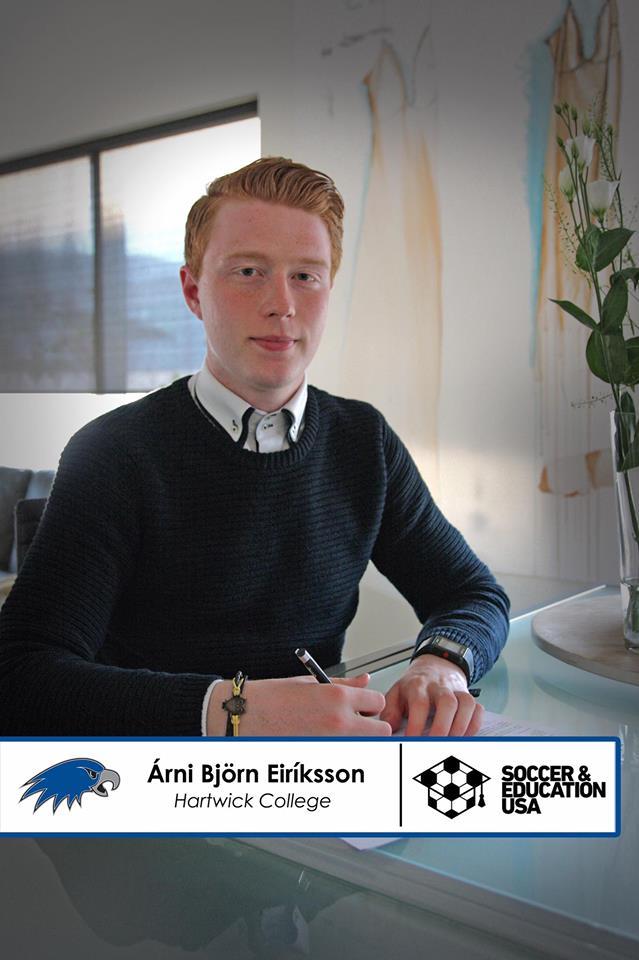 Arni Bjorn - Hartwick