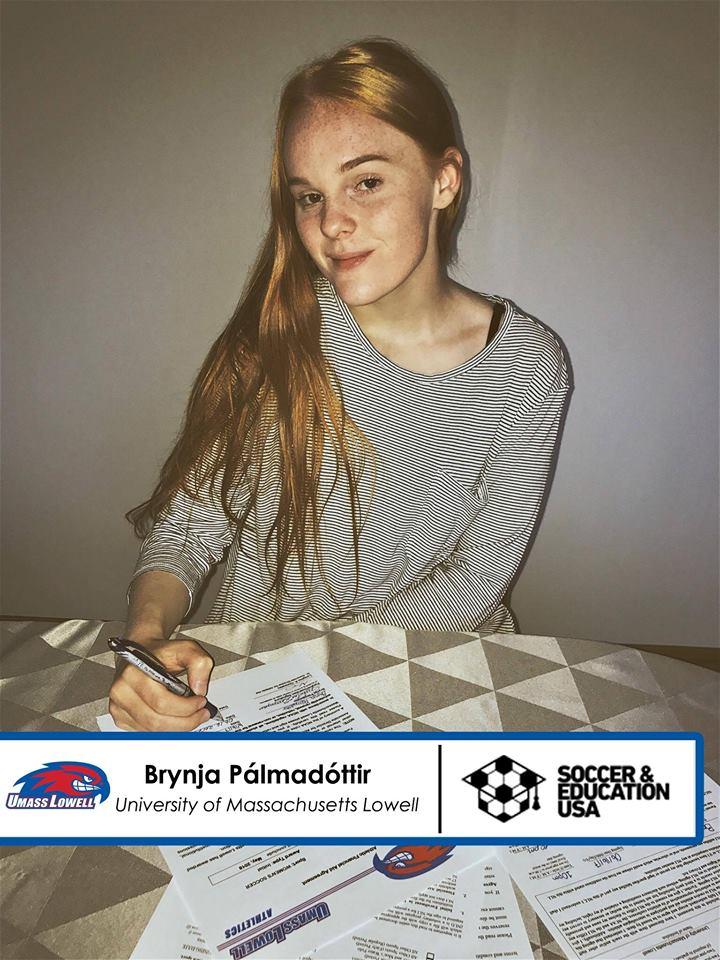 Brynja Palmadottir - UMass Lowell