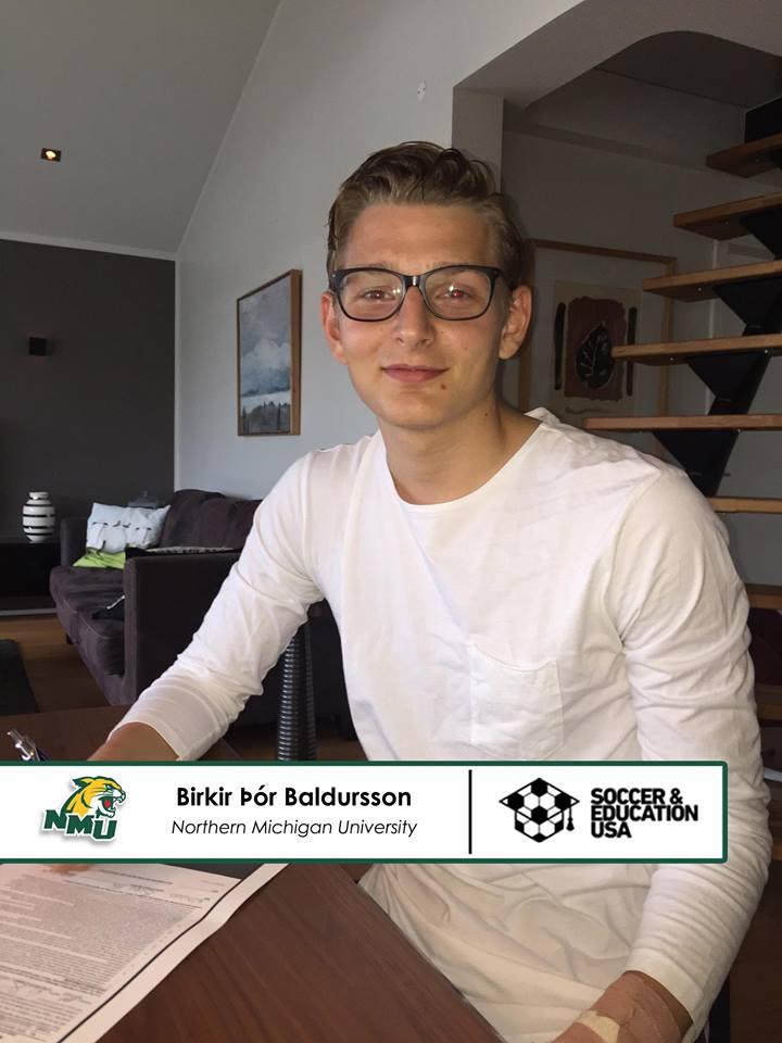 Birkir Baldursson - NMU