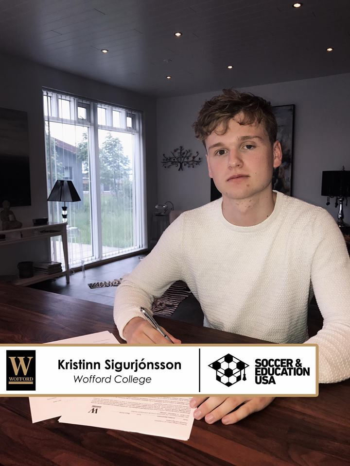 Kristinn Sigurjonsson - Wofford