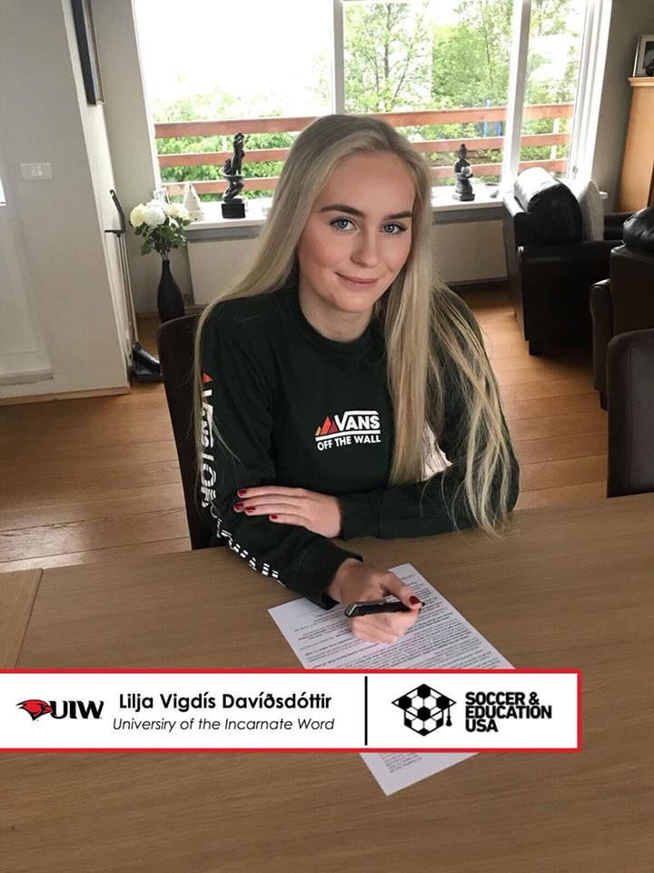 Lilja Vigdís - U. of Incarnate Word