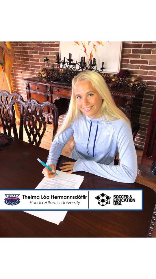 Thelma Lóa - Florida Atlantic