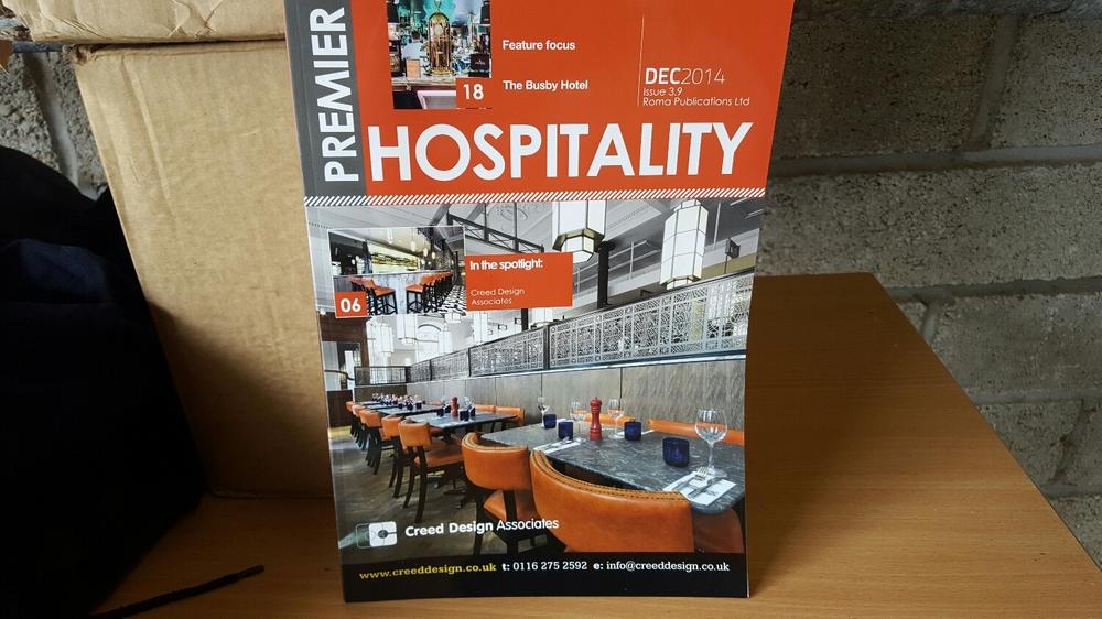 Interior design specialists magazine